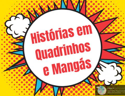 Histórias em Quadrinhos e Mangás