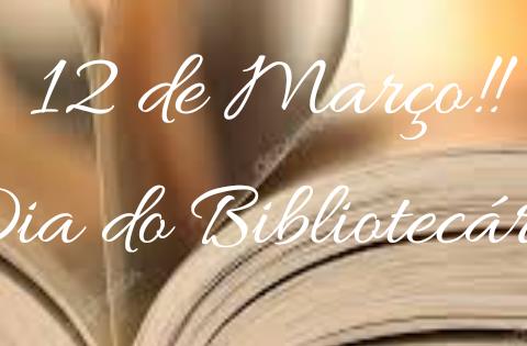 Dia do Bibliotecário(a)!!