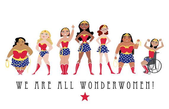 super-mulheres