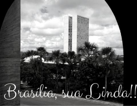 Brasília, sua linda!!!