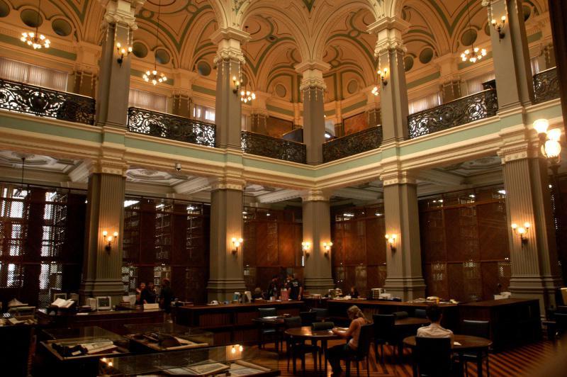 Biblioteca Nacional do Rio de Janeiro