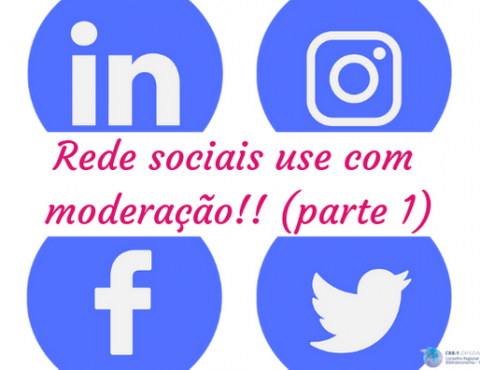 Rede sociais use com moderação!!!! (Parte 1)