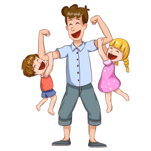 pngtree-fathers-day-father-and-child_3801419