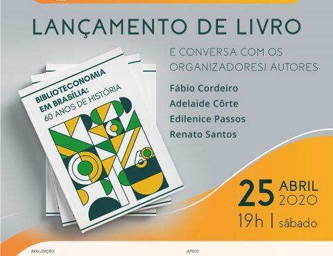 Livro 60 anos de Biblioteconomia em Brasília