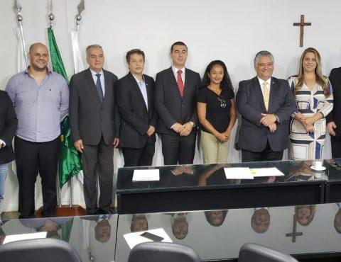 CRB-1 participa de evento com representantes do Legislativo