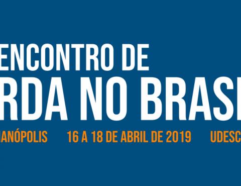 I Encontro de RDA no Brasil