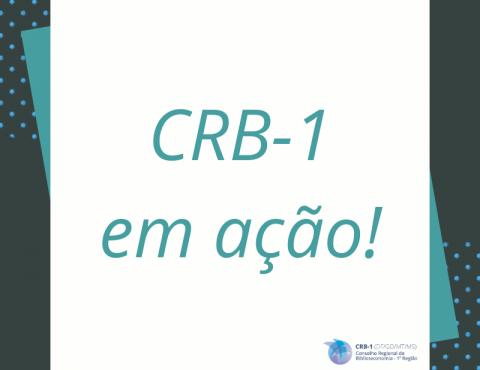 CRB-1 em ação!