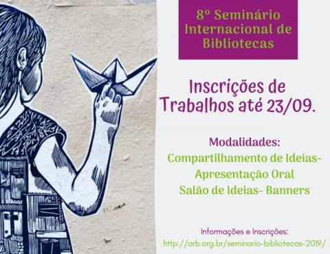 8o Seminário Internacional de Bibliotecas