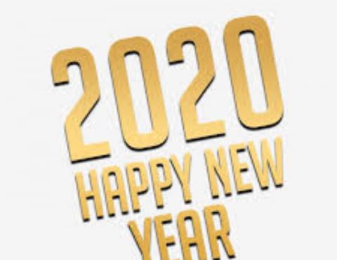 Adeus 2019 pode vir 2020