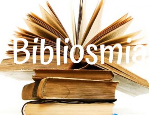 Um prazer, Bibliosmia